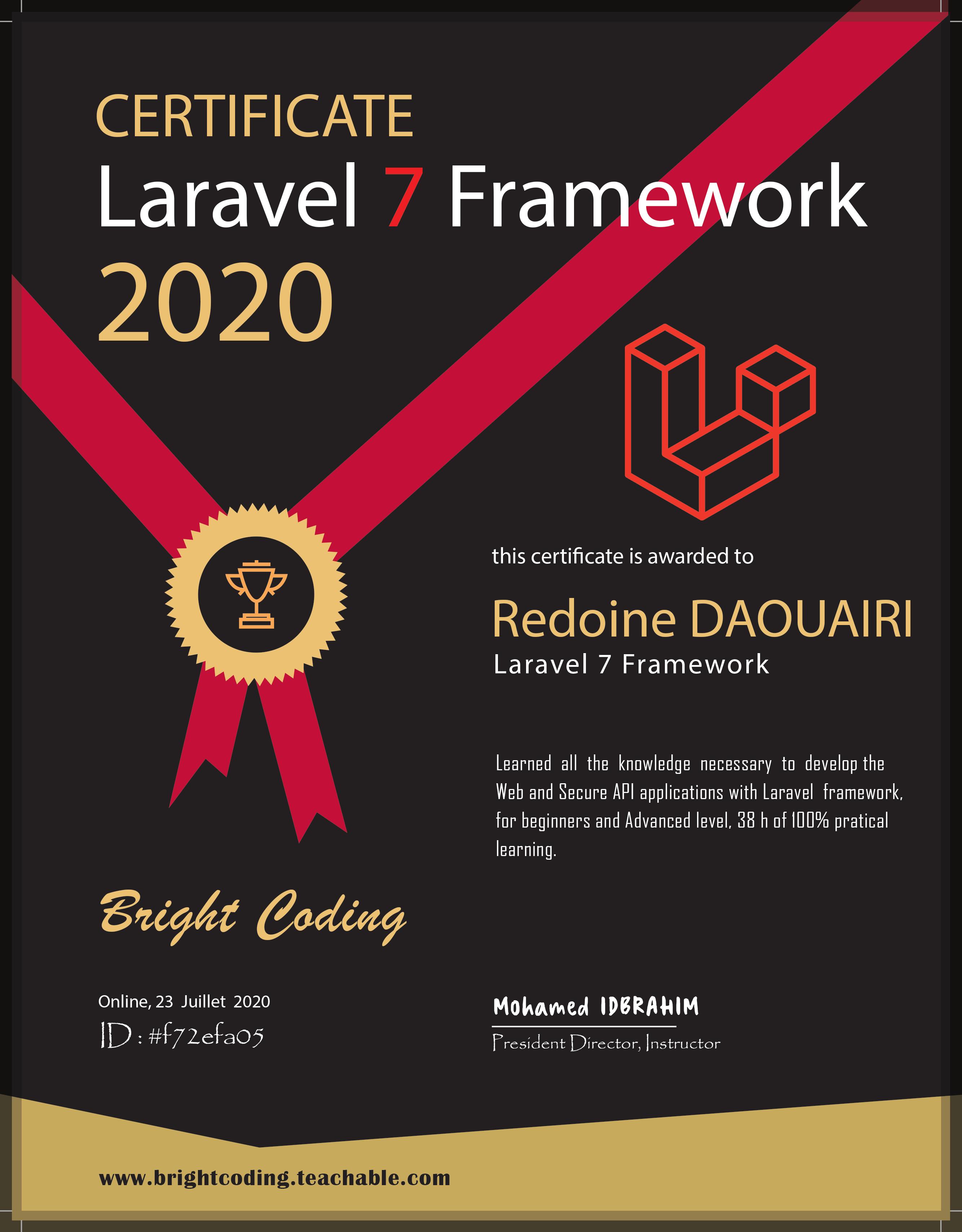 Laravel Advanced